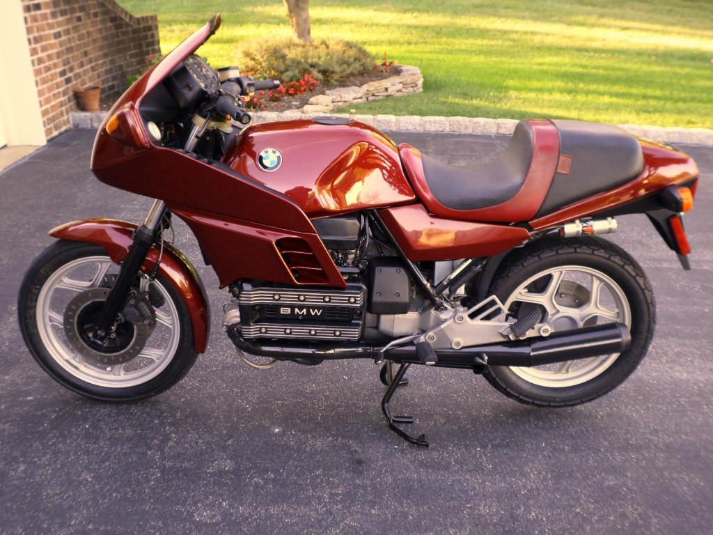 Turbo Beemer  U2013 1985 Bmw K100rs