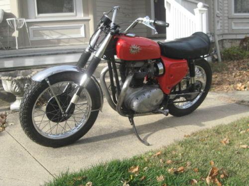 Ending soon 1967 bsa hornet for sale bike urious