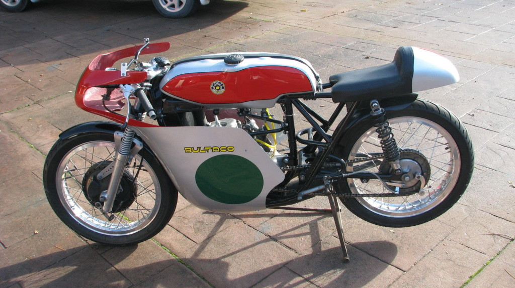 Featured First 1965 Bultaco Tss 250 Bike Urious