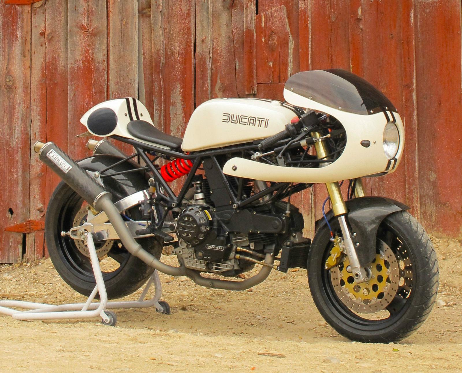 1993 Ducati Supersport 900