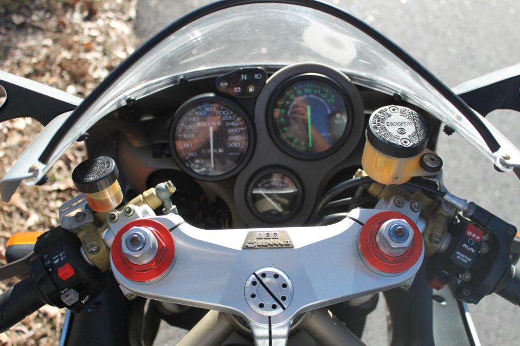 1 of 300 – 1997 ducati 916 senna ii | bike-urious