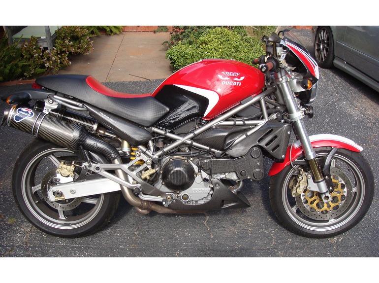 Ducati Monster S Fogarty