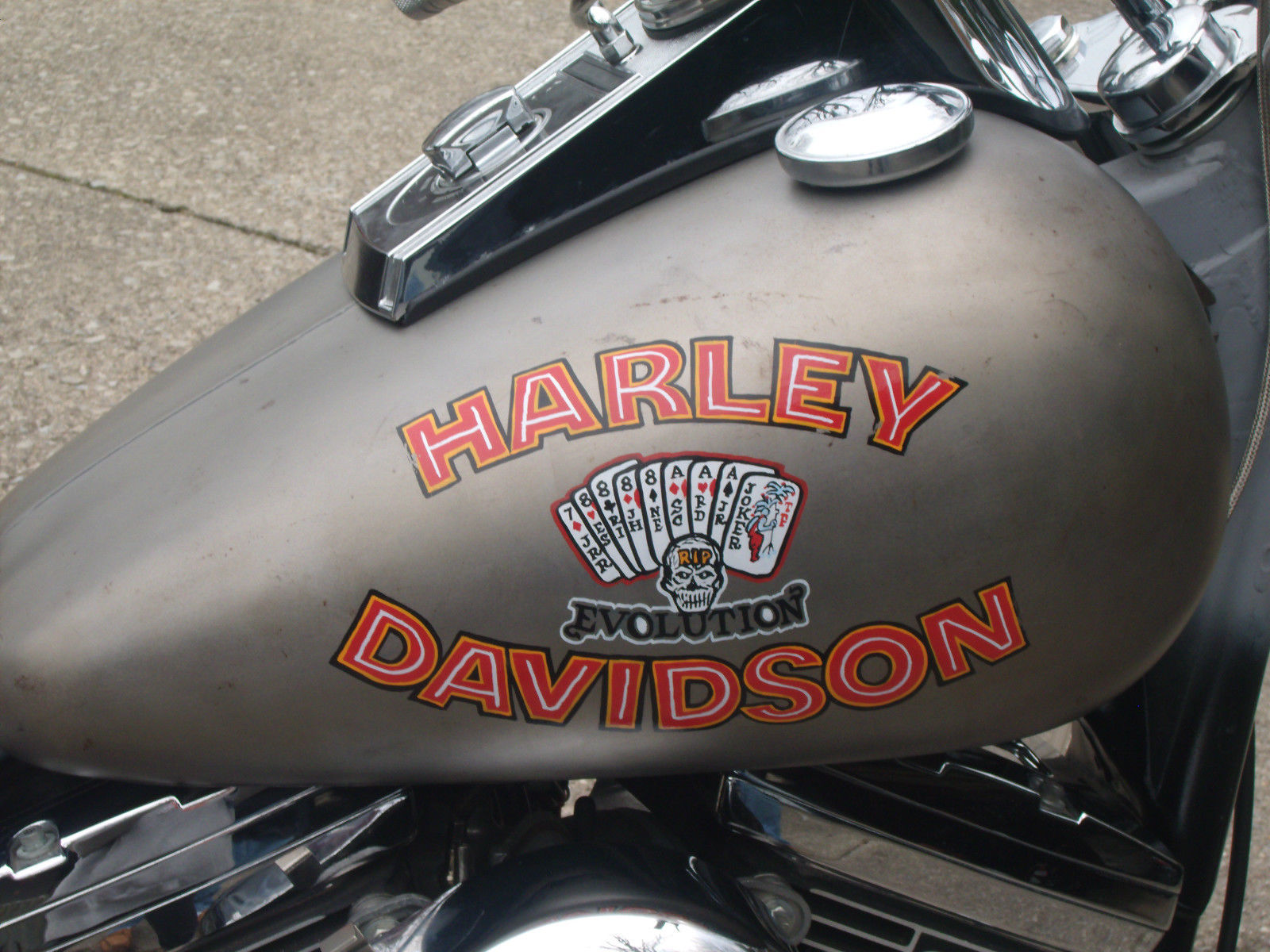 Harley Davidson And The Marlboro Man Replica Bike For Sale - tobakko