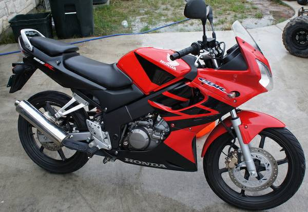 Cbr125r for sale