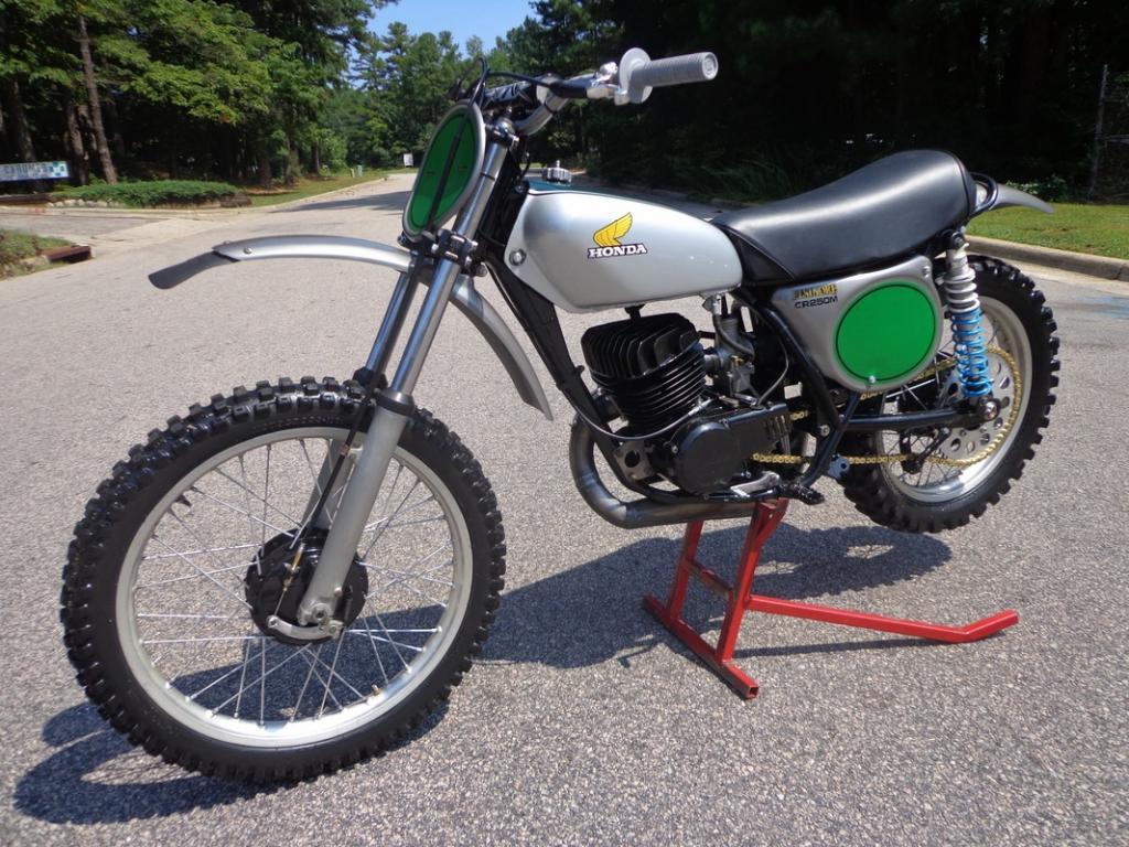 Vintage Dirt Bike Restoration Carburetor Gallery