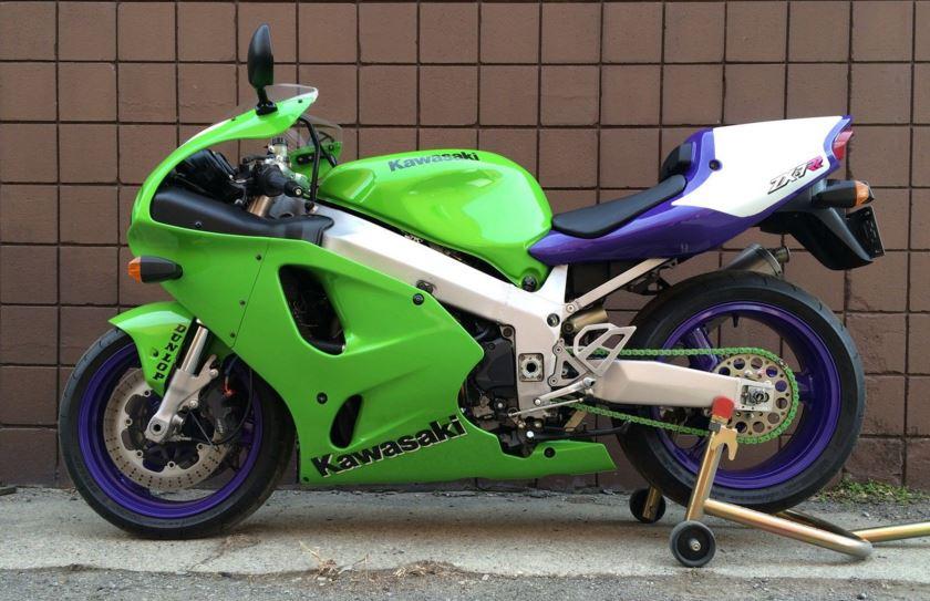 Kawasaki Zxr For Sale Canada