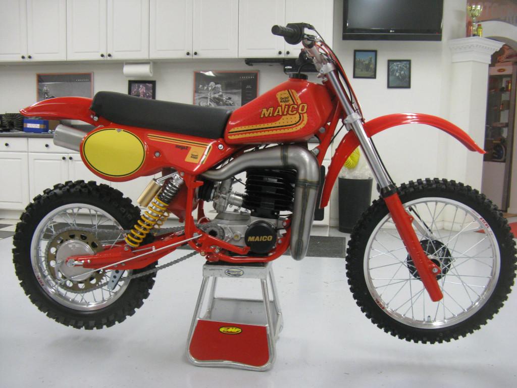 1981 Maico 490 Mega 2 – Bike-urious