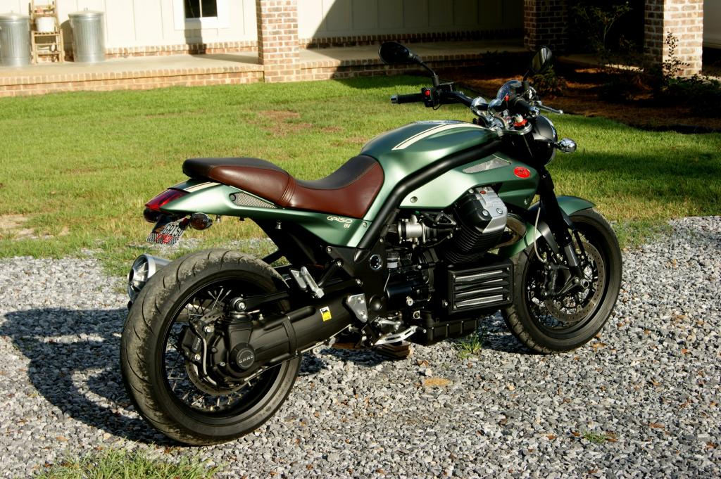 Tenni Green – 2012 Moto Guzzi