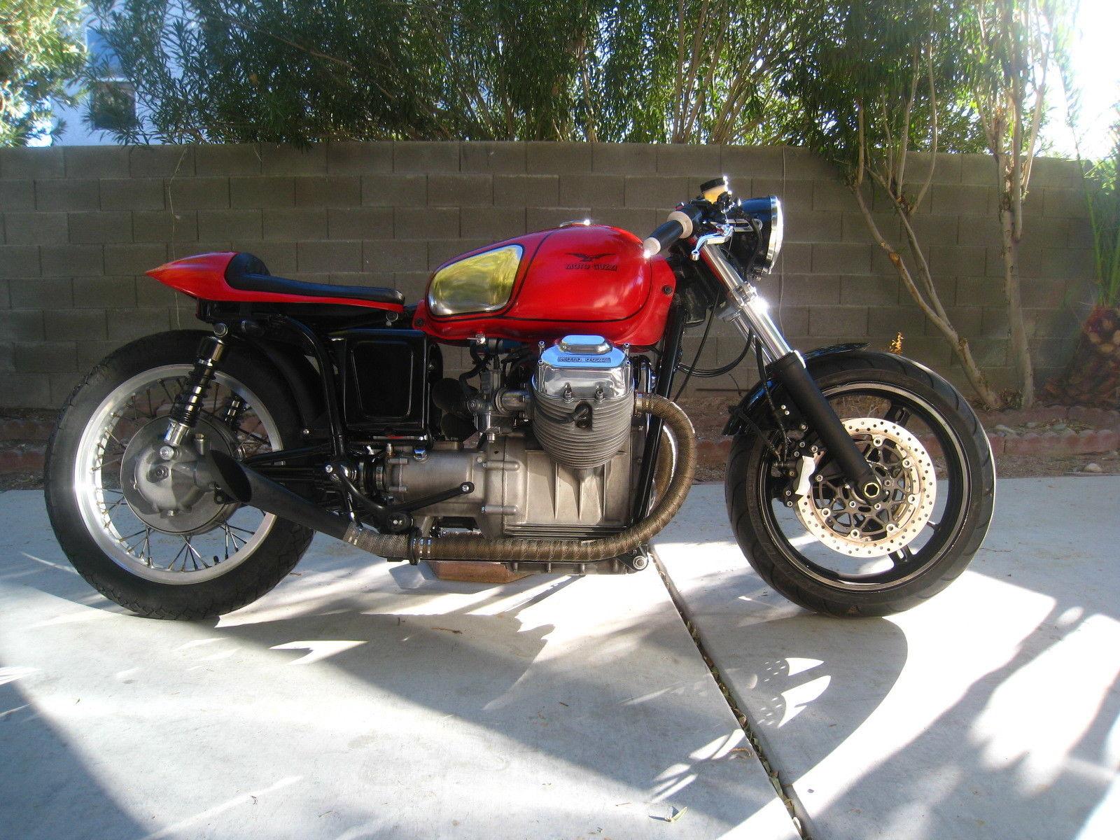 Moto Guzzi V700 Cafe Racer