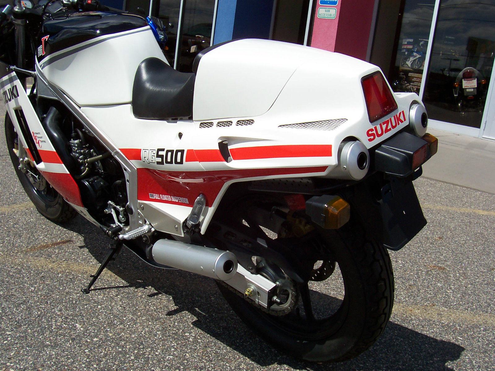 Suzuki Rg500 For Sale Suzuki Rg500 Gamma Rear Left