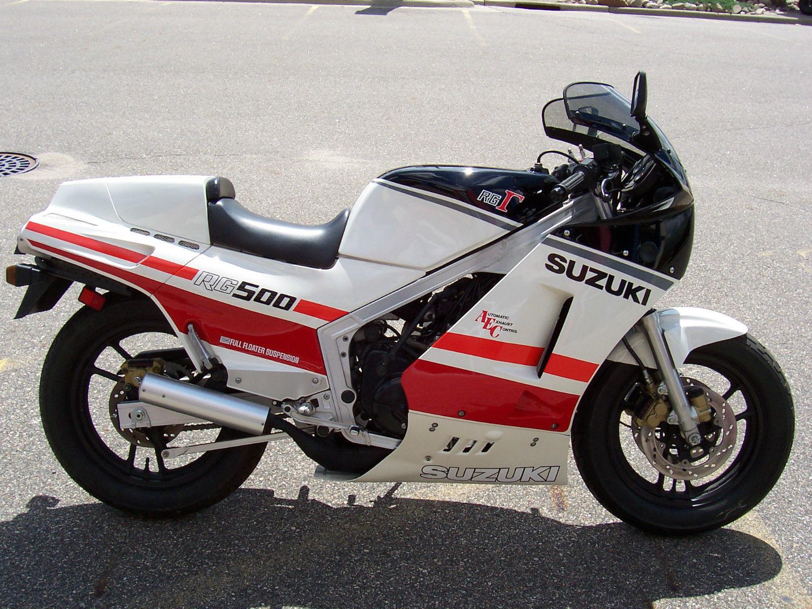 Suzuki Rg500 For Sale Suzuki Rg500 Gamma Right