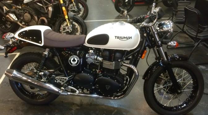 Triumph Thruxton R 2016 Café Racer De Fábrica Página 2 Forocoches