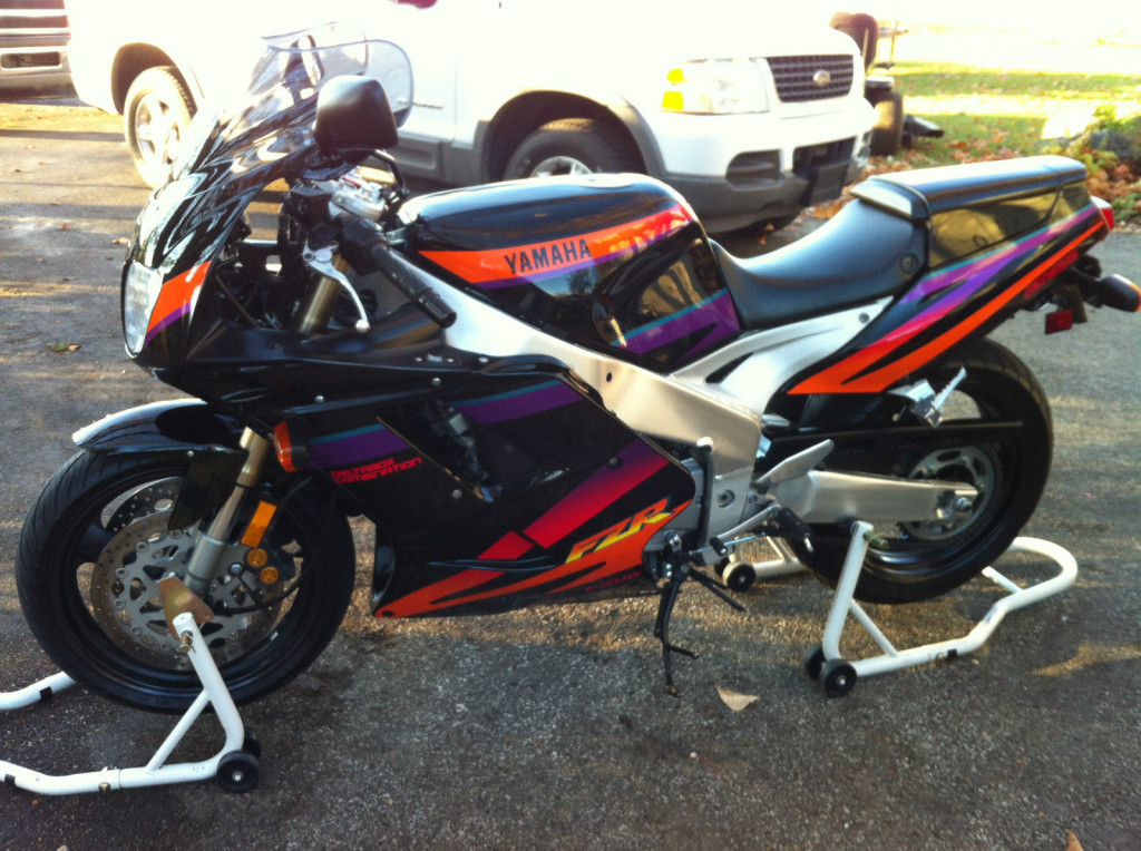 Yamaha Fzr For Sale