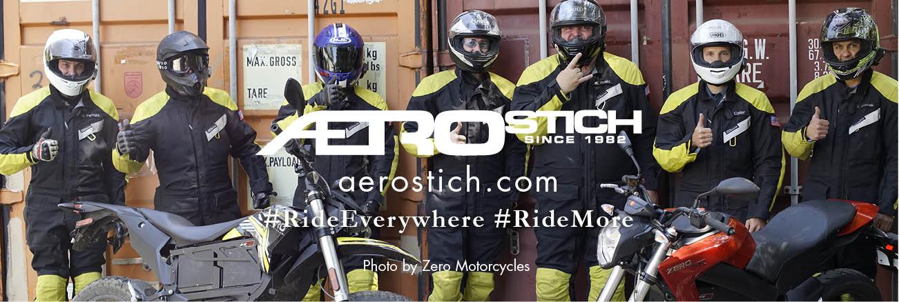 We support Aerostich!